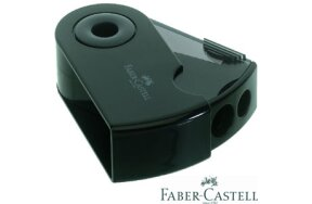 DOUBLE SHARPENER FABER CASTELL 182700